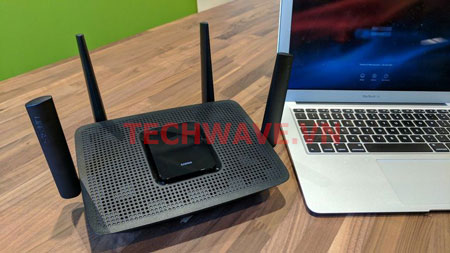 router wifi Linksys EA8300