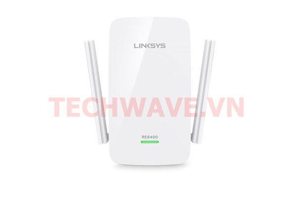 bộ kích sóng wifi Linksys RE6400