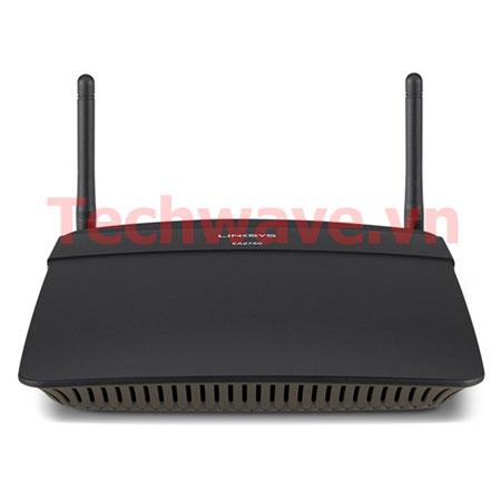 Wireless-N Advanced Dual-Band N RouterLinksys E2750