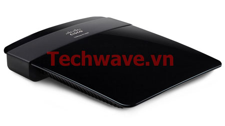 Wireless-N Router Linksys E1200