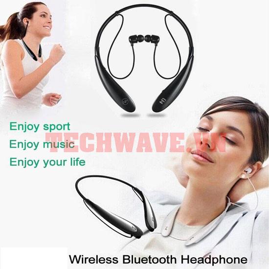 Techwave Shop bán tai nghe Bluetooth giá rẻ tại Hà Nội