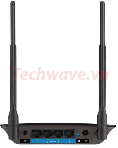 Thiết bị kích sóng Wifi AC1200 Linksys RE6500HG