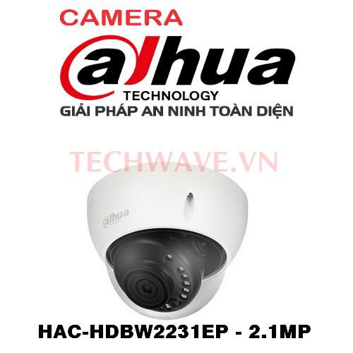 Camera Dahua HAC-HDBW2231EP