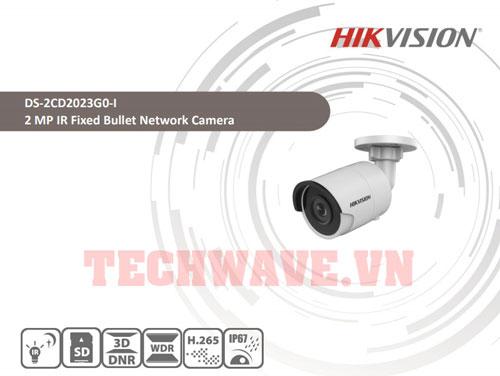 Camera quan sát Hikvision DS-2CD2023G0-I