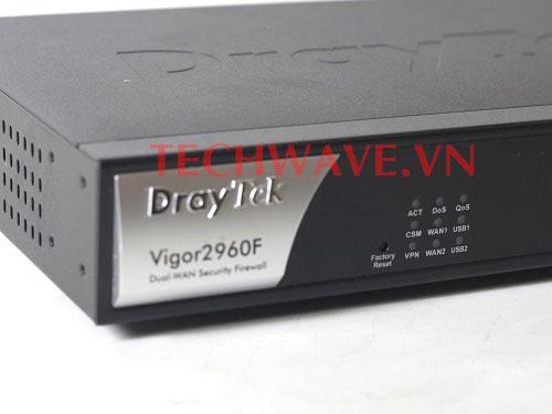 Thiết bị cân bằng tải Draytek Vigor 2960F