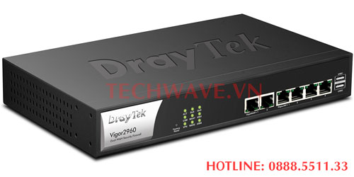router draytek vigor 2960