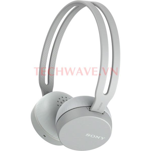 Tai nghe bluetooth tốt giá rẻ Sony WH-CH400