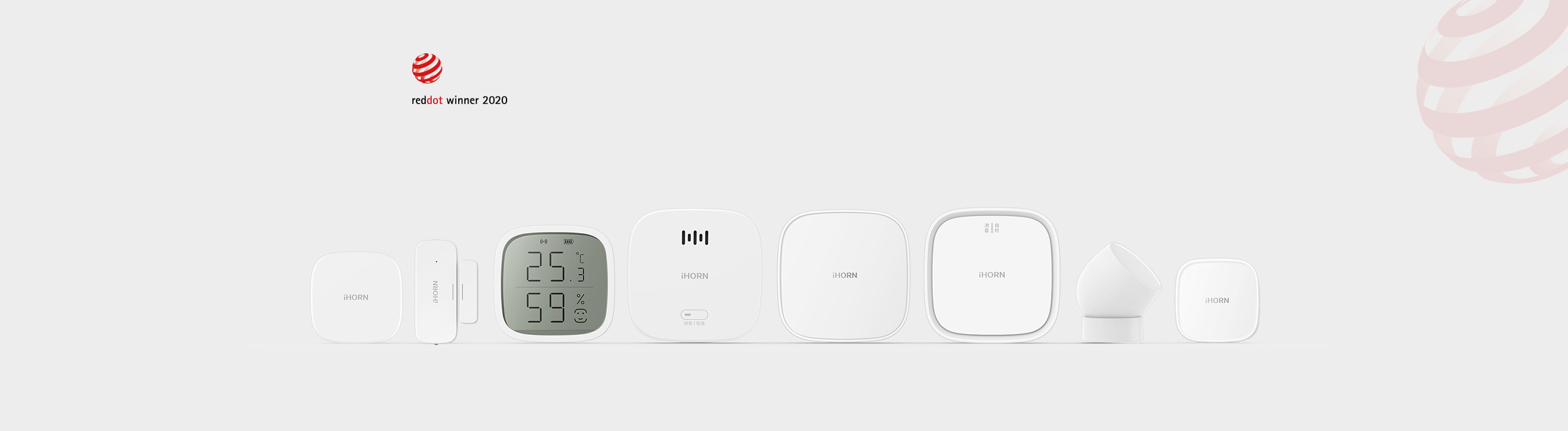 iHORN Smart Home Kits T3