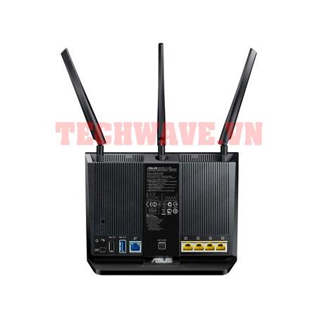 Thiet bi phat Wifi khong day RT-AC68U