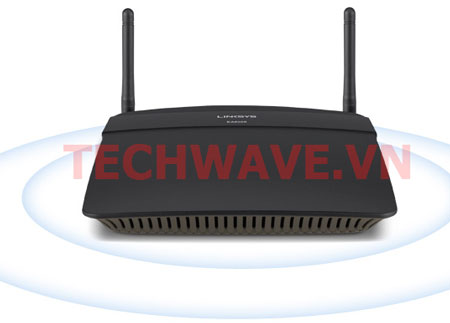 bộ phát wifiLinksys EA6100 AC1200