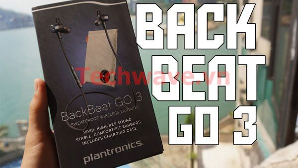tai nghe Bluetooth Backbeat Go 3