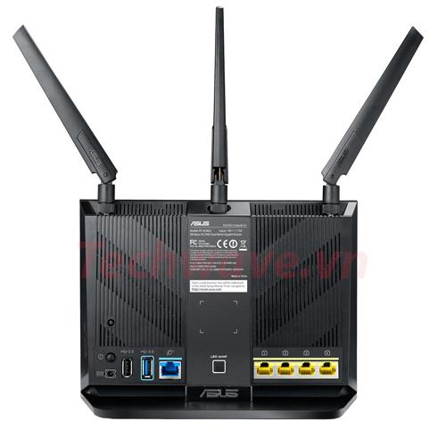 Thiết Bị Phát Wifi RT-AC86U tốc độ cao