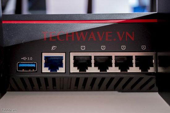 Bộ phát Wifi không dây RT-AC5300