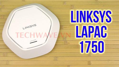 Bộ phát wifi Linksys LAPAC1750