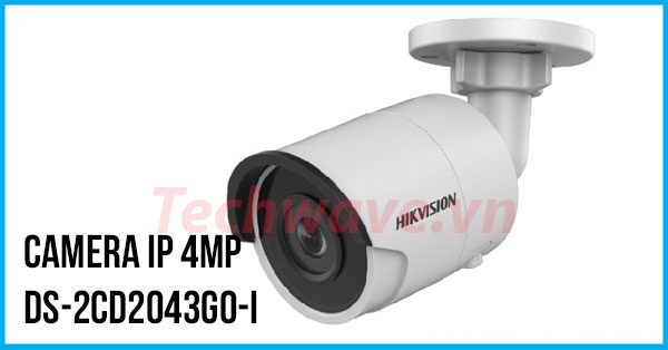 Camera quan sát HIKVISION DS-2CD2043G0-I