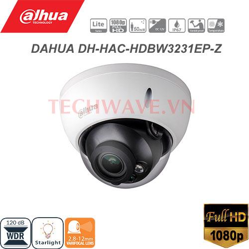 Camera quan sát DAHUA HAC-HDBW3231EP-Z