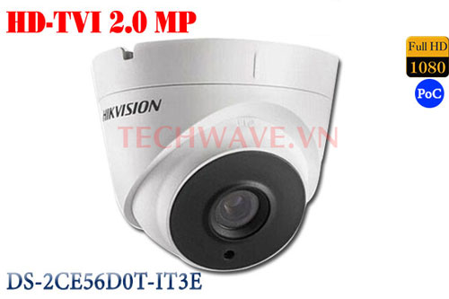 Camera Hikvision DS-2CE56D0T-IT3E