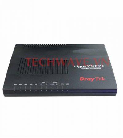 Thiết bị cân bằng tải Vigor2912F Fiber router