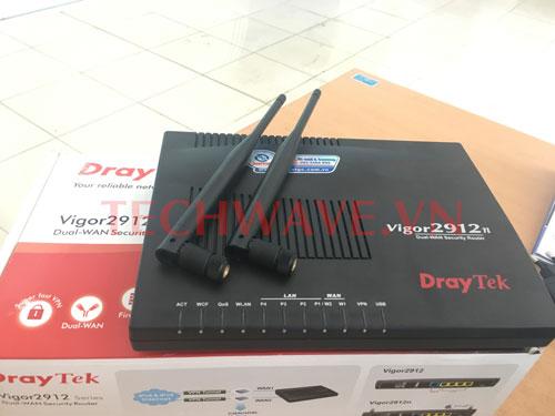 Vigor2912n Wireless Router