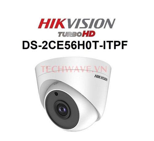 Camera Hikvision DS-2CE56H0T-ITPF