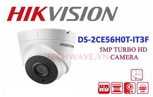 Camera Hikvison DS-2CE56H0T-IT3F