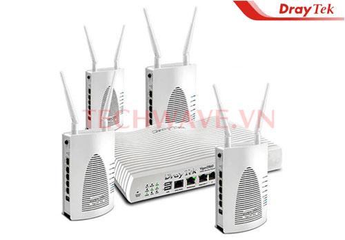 Bo phat wifi Draytek