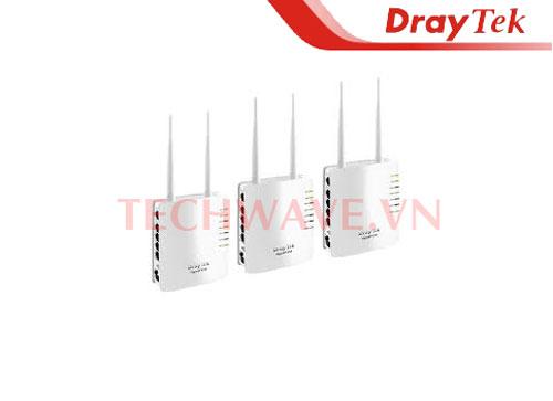 Bộ phát wifi Draytek bảo mật cao