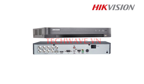 Mua Đầu ghi hình Hikvision (2MP/3MP/5MP) DS-7208HUHI-K2/P ở đâu