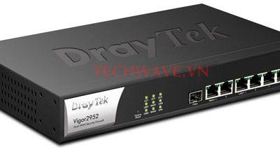 thiết bị cân bằng tải Draytek Vigor2952