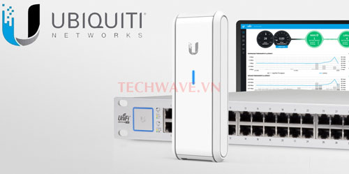 Controller UniFi Wifi Cloud Key