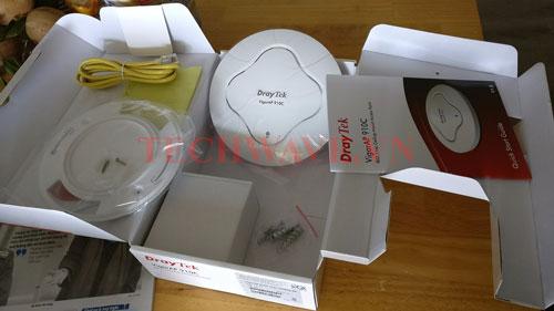 Techwave – cửa hàng bán thiết bị cân bằng tải Draytek chính hãng tại Hà Nội