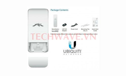 Ưu điểm của UBIQUITI AirMax NanoStation Loco M2