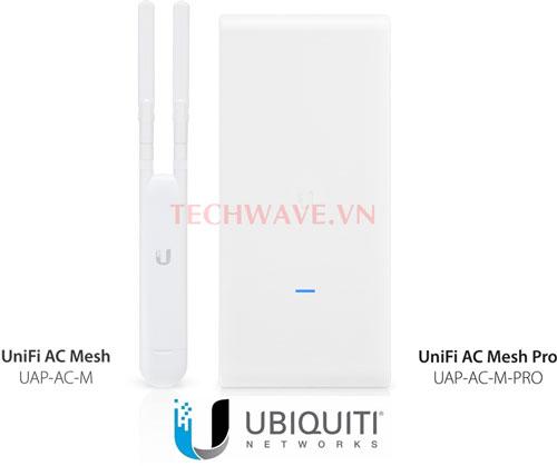Ưu điểm của UniFi Wifi AC Mesh Pro AP UAP-AC-M-PRO