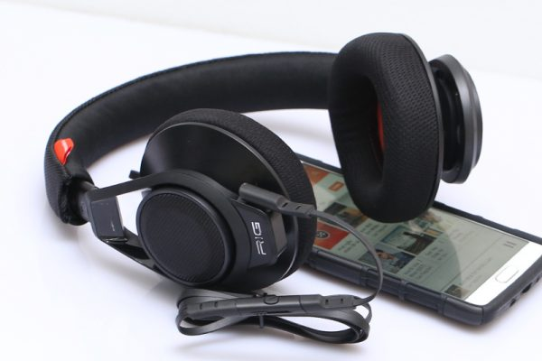 Tai nghe Plantronics Rig System