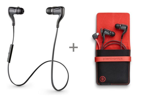 Tai nghe blutooth Plantronics backbeat go 2