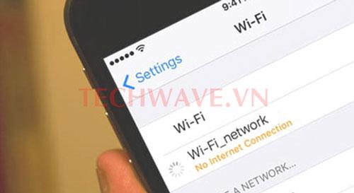 Không bắt được Wi-Fi trên Modem Draytek