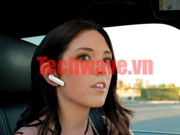 vệ sinh tai nghe không dây Plantronics E500